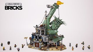 Download Lego Movie 2 70840 Welcome to Apocalypseburg Speed Build Video