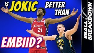 Download Is Nikola JOKIC Better Than Joel EMBIID? Video