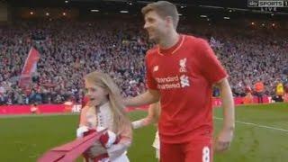 Download Steven Gerrard Leaves Liverpool - Full Video 16.05.2015 His Final Game Liverpool vs Crystal 1-3 Video
