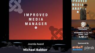 Download JWC 2017 - Joomla 4ward - Michael Babker Video
