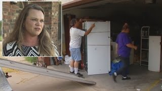 Download Woman Says Home Was Damaged By Squatters While She Was On Vacation Video