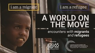 Download A World On The Move - Forced Displacement Video