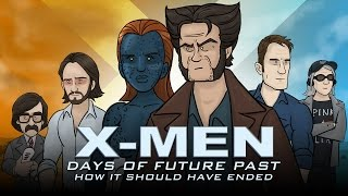 Download How X-Men: Days of Future Past Should Have Ended Video