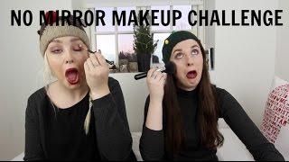 Download #21 Julekalender 2015 ❄ No mirror makeup challenge m. Julia Sofia Video