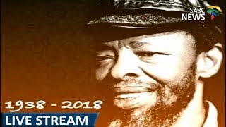 Download Prof. Keorapetse Kgositsile Special Official Funeral Service Video