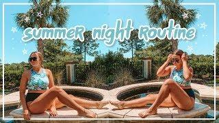 Download MY SUMMER NIGHT ROUTINE!   Summer 2019 Video