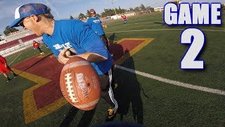 Download CRAZIEST FOOTBALL GAME IN HISTORY! | On-Season Football Series | Game 2 Video