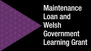 Download A parent's guide – Maintenance Loan and Welsh Government Learning Grant Video