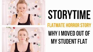 Download Flatmate Horror Story STORYTIME / Why I Moved Out Of My Student Flat   HollieDollie Video