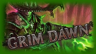 Grim Dawn - Plaguemancer Witch Hunter in Early Ultimate (vs