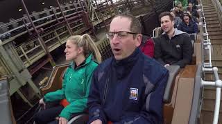 Download Freaked-Out Reporter Rides Steel Vengeance at Cedar Point Video