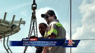 Download 'Hearts filled with sorrow:' Family IDs tow truck driver killed on I-495 Video