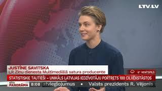 Download Statistiskie tautieši - unikāls Latvijas iedzīvotāju portrets 100 cilvēkstāstos Video