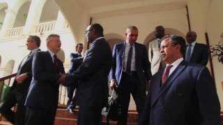 Download Visite Chef du Département des opérations de maintien de la paix a Bamako Video