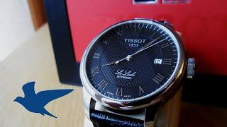 Download Review Tissot Le Locle - ref.: T41.1.423.53 - english subtitle Video