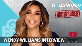Download Wendy Williams talks Kevin Hunter, Remarriage & 50 Cent's Party on Hollywood Unlocked [UNCENSORED] Video