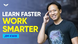 Download Unleash Your Super Brain To Learn Faster And Work Smarter | Jim Kwik Video