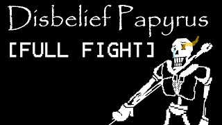 Download [UNDERTALE] Disbelief Papyrus [PART 1] Video