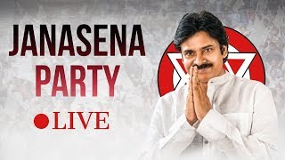 Download LIVE | New Leader's Joining JanaSena Party From Srikakulam | Pawan Kalyan Video