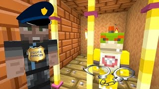 Download Minecraft Wii U - Nintendo Fun House - BOWSER JR GOES TO JAIL! [52] Video
