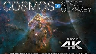 Download COSMOS: Space Odyssey 4K | Nature Relaxation™ Video ft. NASA & Music by Aaron Static Video
