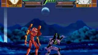Download Neon Genesis Evangelion M.U.G.E.N. Video