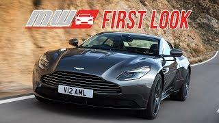 Download First Look: 2017 Aston Martin DB11 - Grandest Tourer Video