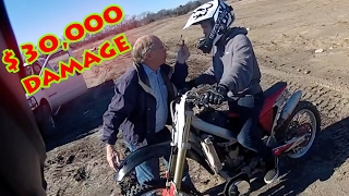 Download Stupid, Crazy & Angry People Vs Bikers 2017 | ANGRY MAN VS DIRTBIKERS [EP.#55] Video