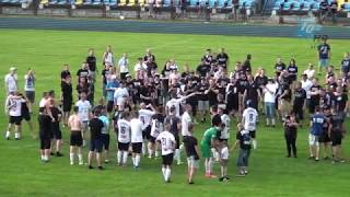 Download Feta Zawiszy Bydgoszcz po zapewnieniu sobie awansu do okręgówki - Sępólno Krajeńskie, 02.06.2018 r. Video