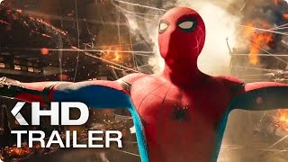 Download SPIDER-MAN: Homecoming Trailer 2 (2017) Video