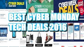 Download Best Cyber Monday Tech Deals 2016 Video