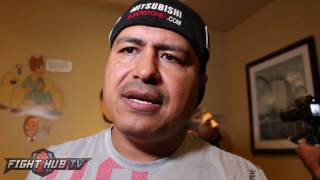 Download Robert Garcia happier with Mares than Cuellar, on Chavez Jr leaving for Roach & Canelo vs. Golovkin Video