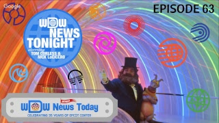 Download WDW News Tonight Episode 63 (9/13/2017) - Epcot 35, Hurricane Irma, Filmed in an Apartment Video