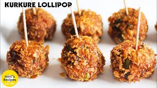 Download Veg Kurkure Lollipops Recipe - Evening Snacks Recipes Video