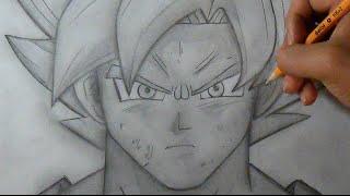 Download ″Passo a Passo″ Como desenhar Fase de Deus - Goku ″Dragon Ball Z″ Video