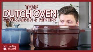 Download Best Dutch Ovens Buying Guide - Le Creuset Dutch Oven, Staub, & Combekk Review Video