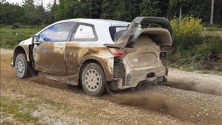Download WRC Toyota Yaris Latvala Test (Pure Sound) Full HD Video
