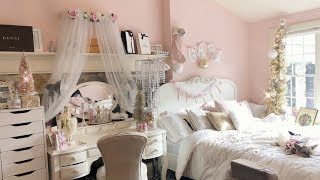 Download my very girly room tour- ″pink wonderland″ Video