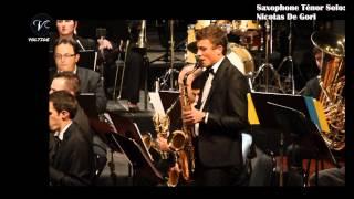 Download HIGH VOLTAGE (Munch) - Thierry Deleruyelle - Orchestre Voltige Video