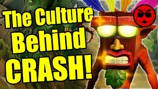 Download Crash Bandicoot's AMAZING Cultural Origins! - Gaijin Goombah Video