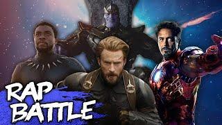 Download Avengers: Infinity War Rap Battle   #NerdOut ft DaddyPhatSnaps, Dan Bull, JT Music & More Video