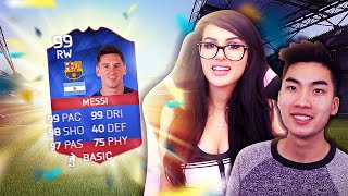 Download Youtubers React To FIFA Packs ft/ Ricegum, LeafyIsHere, PewDiePie & MORE! Video