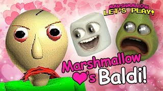Download Marshmallow Loves Baldi! [ft. Pear] Video