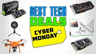 Download Best Cyber Monday Tech Deals! - 2016 Video
