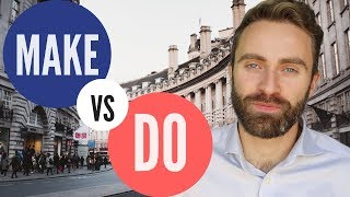 Download Make vs Do | Learn English Grammar Video