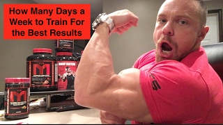 Download How Many Days a Week to Train For Best Results Video