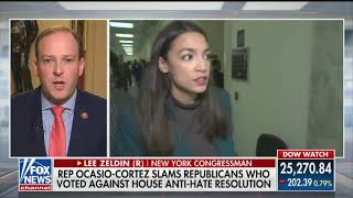Download Lee Zeldin on protecting people wearing MAGA hats Video