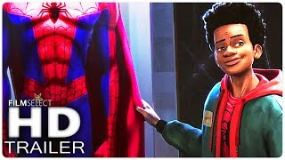 Download SPIDER MAN: INTO THE SPIDER VERSE Final Trailer (2018) Video