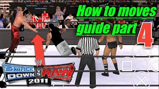 Download How to moves guide svr 2011 psp (part 4 ) by MR.SHAZ Video
