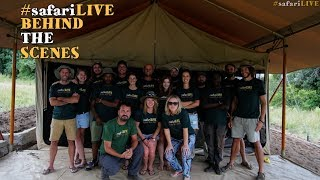 Download The safariLIVE crew touches down in the Maasai Mara! Video